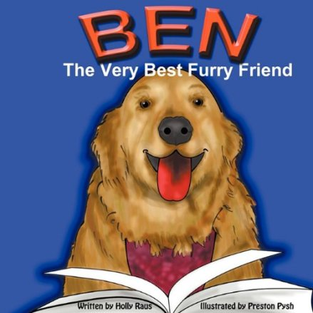 ben therapy dog