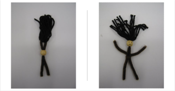 worry doll stages